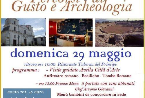 Percorsi di Gusto e Archeologia
