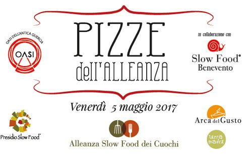 """Una serata a Benevento in nome della """"Pizza dell'Alleanza"""""""