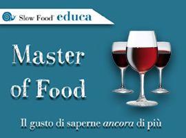 Risultati immagini per master of food vino