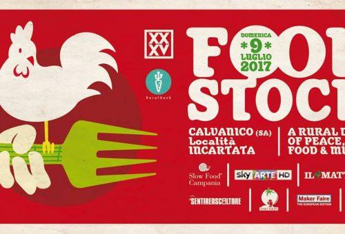 Domenica a Calvanico c'è Foodstock