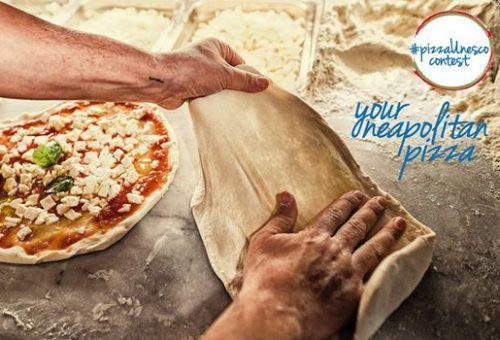 C'è tempo fino a lunedì 11 settembre per partecipare al Contest #PizzaUnesco. Menzione dedicata a Slow Food!