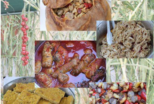 Il cibo dal '600 ad oggi in Alta Irpinia