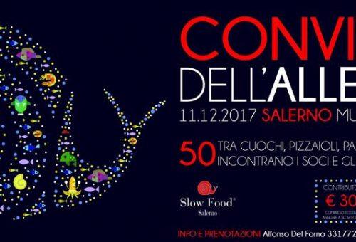 Convivium dell'Alleanza al Museo Diocesano di Salerno