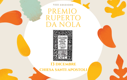 Premio Ruperto da Nola 2017