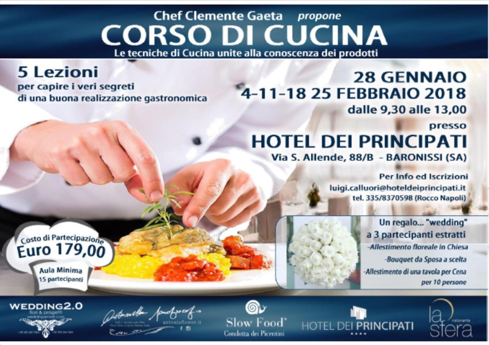 Scuola Di Cucina Nei Picentini Slow Food Campania
