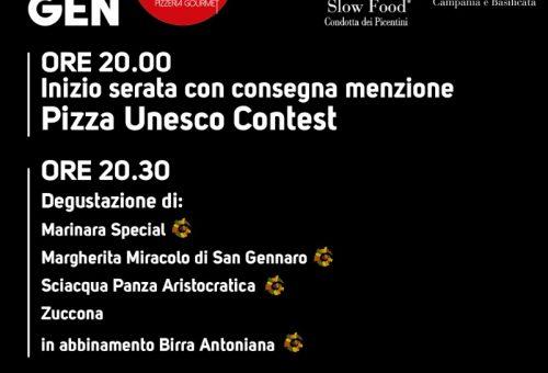 """Francesco Capece festeggia a """"La Locanda dei Feudi"""" la menzione assegnatagli da Slow Food per PizzaUnesco Contest"""