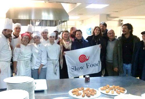 Slow Food e Legambiente a scuola per il rilancio della Cicerchia di Anacapri