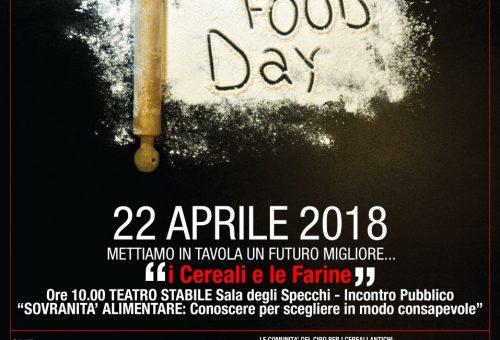 Slow Food Day: Conoscere per scegliere in modo consapevole a Potenza