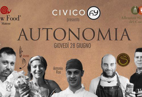 Autonomia al Civico 69