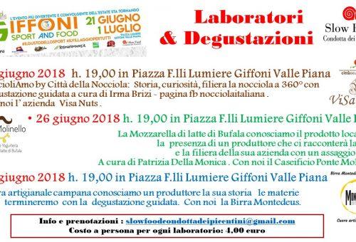 Giffoni Sport and Food