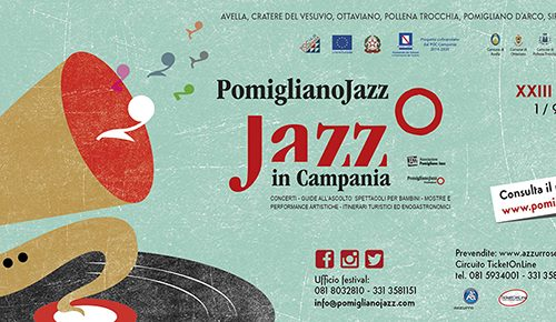 Slow Food Vesuvio e Agro Nolano al Pomigliano Jazz 2018