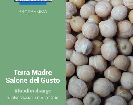 La Campania e la Basilicata a Terra Madre Salone del Gusto 2018