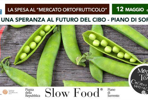 Dopo la pausa pasquale torna il Mercato della Terra di Slow Food