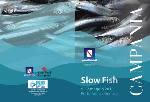 Regione Campania e Slow Food Campania insieme a Genova per Slow Fish