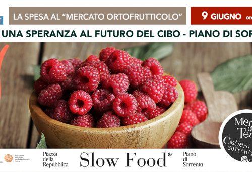 I frutti rossi protagonisti del prossimo laboratorio del Mercato