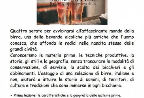 Master of Food Birra a Napoli