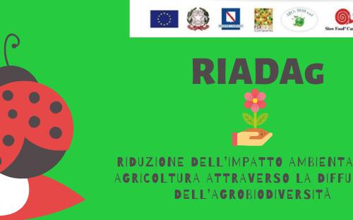 Si conclude il 10 novembre il progetto Riadag