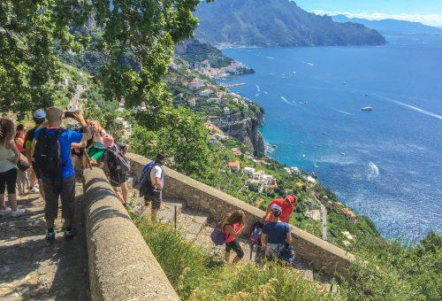 Slow Food lancia il nuovo itinerario in Costa d'Amalfi