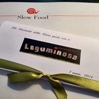 Segui Leguminosa sulla pagina Facebook ufficiale!