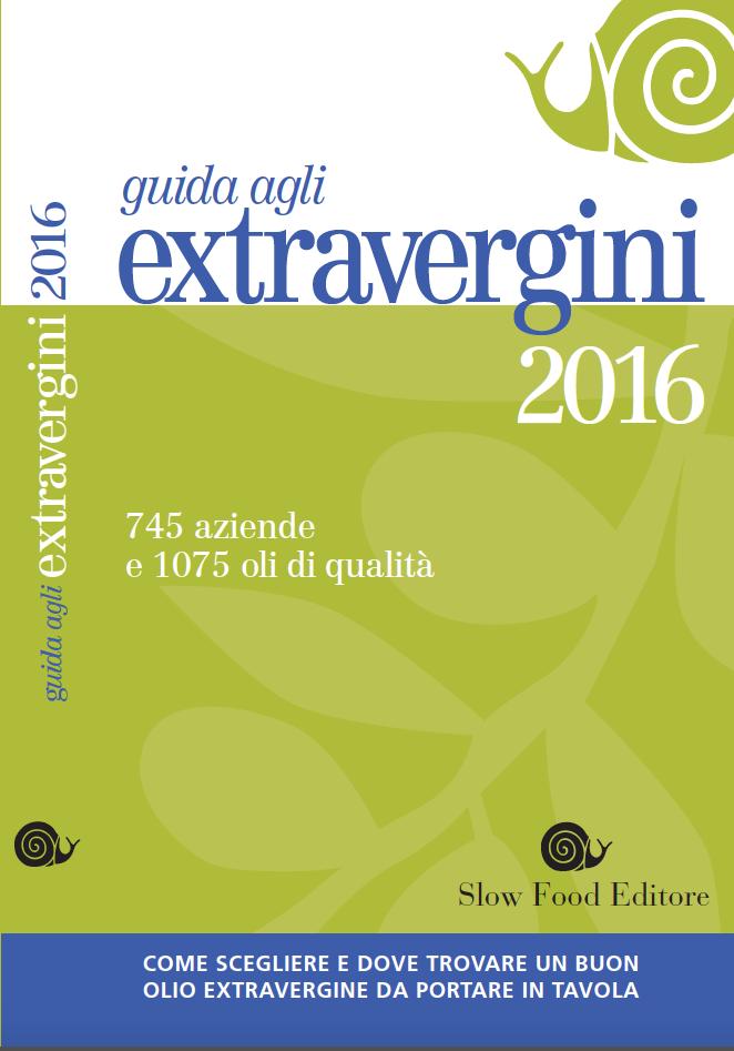 Esce la Guida agli Extravergini