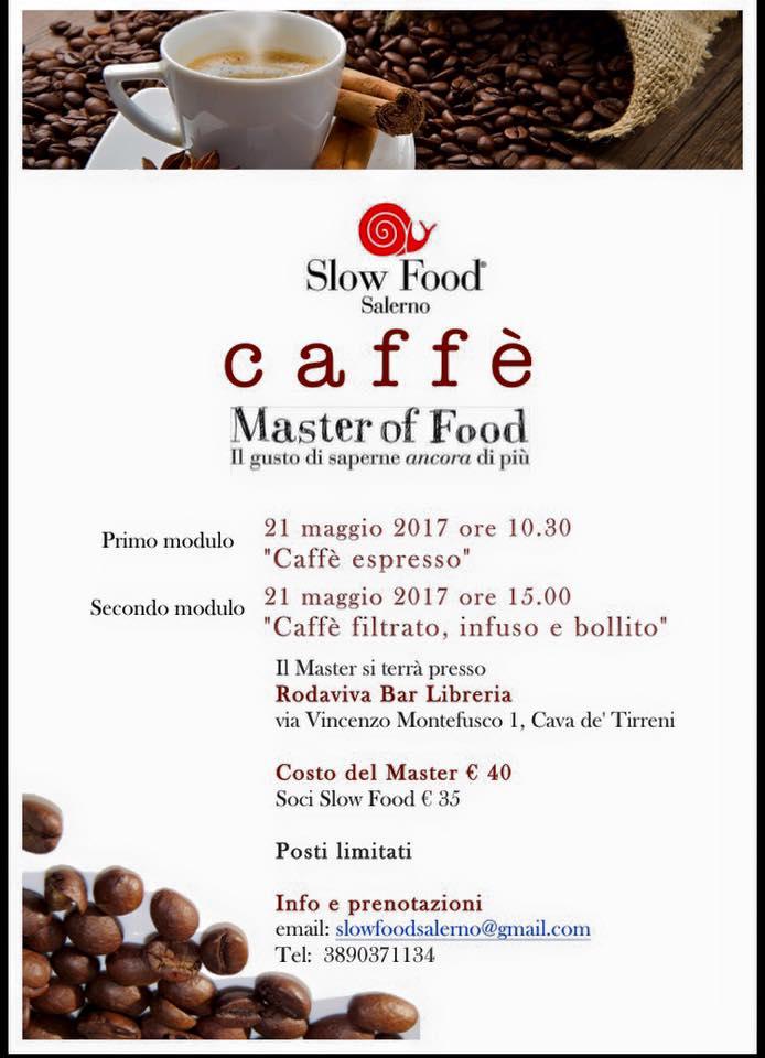 A Salerno un'intera giornata dedicata al caffè