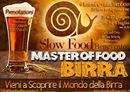 A Benevento il Master of Food Birra