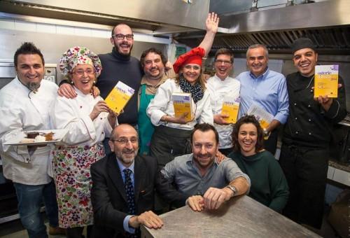 GUIDA OSTERIE D'ITALIA 2014 (Rimini, Dicembre 2014)