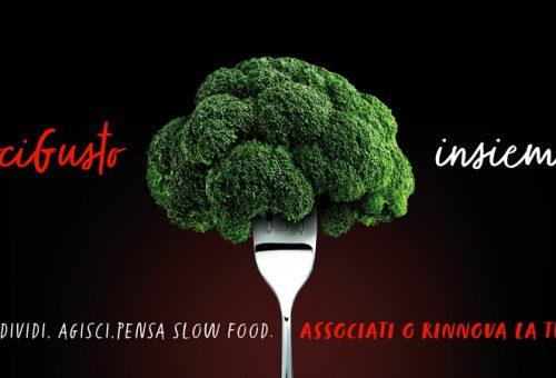 #PRENDIAMOCIGUSTO, LA NUOVA CAMPAGNA ASSOCIATIVA SLOW FOOD