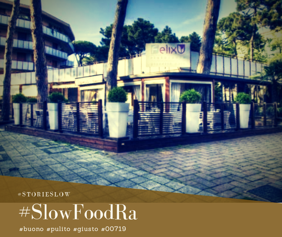 12 Aprile - Cena Alleanza con i cuochi Slow Food al Ristorante Felix