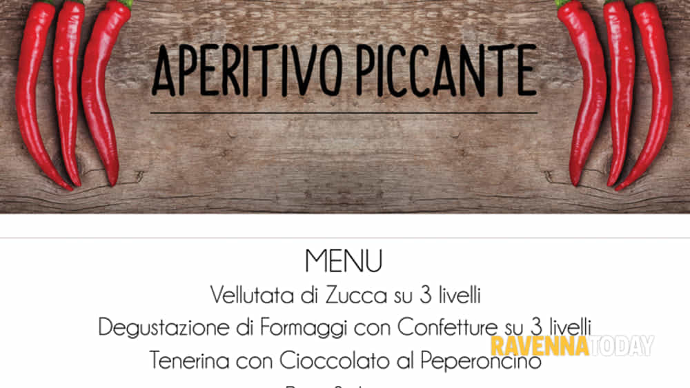 Slow Food Ravenna aperitivo piccante