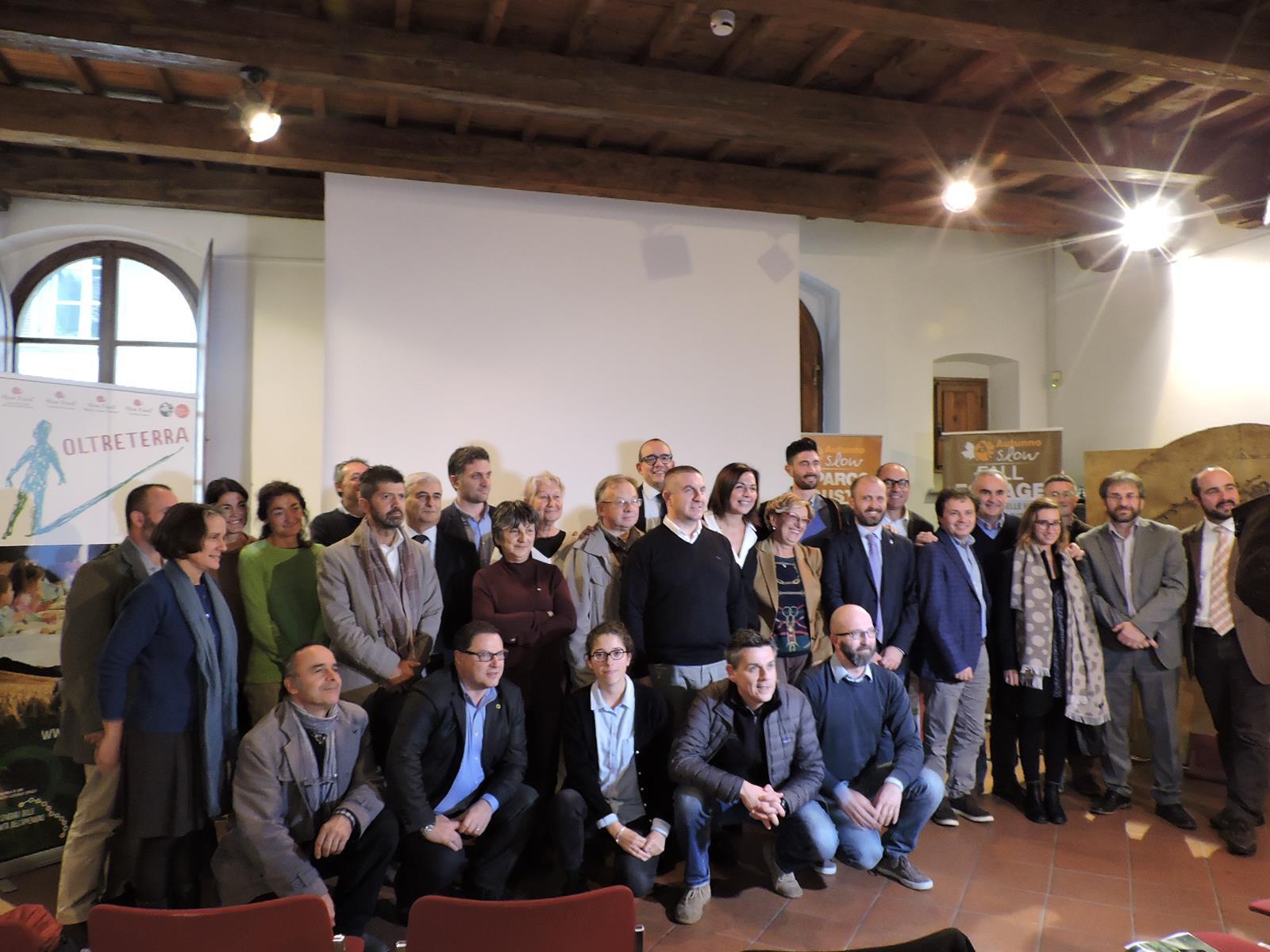 Slow Food Forlì : il frutto di Oltreterra 2016