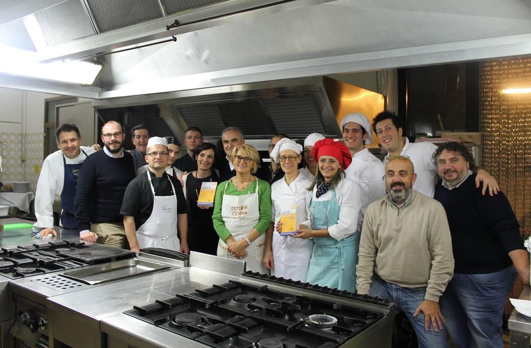 Slow Food Cesena : la prima presentazione regionale della Guida Osterie d'Italia 2017