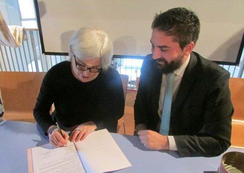 LA CULTURA DEL CIBO PROMUOVE I TRATTI IDENTITARI DI UN POPOLO. Comacchio sigla un accordo strategico con Slow Food Italia.