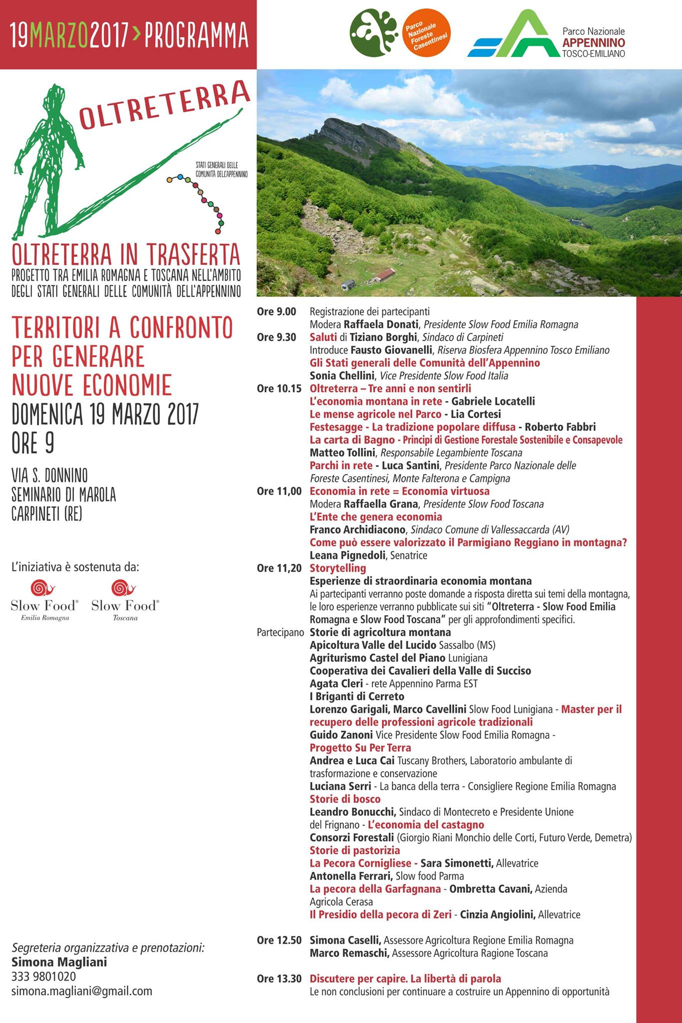 Slow Food Forlì : Oltreterra in trasferta