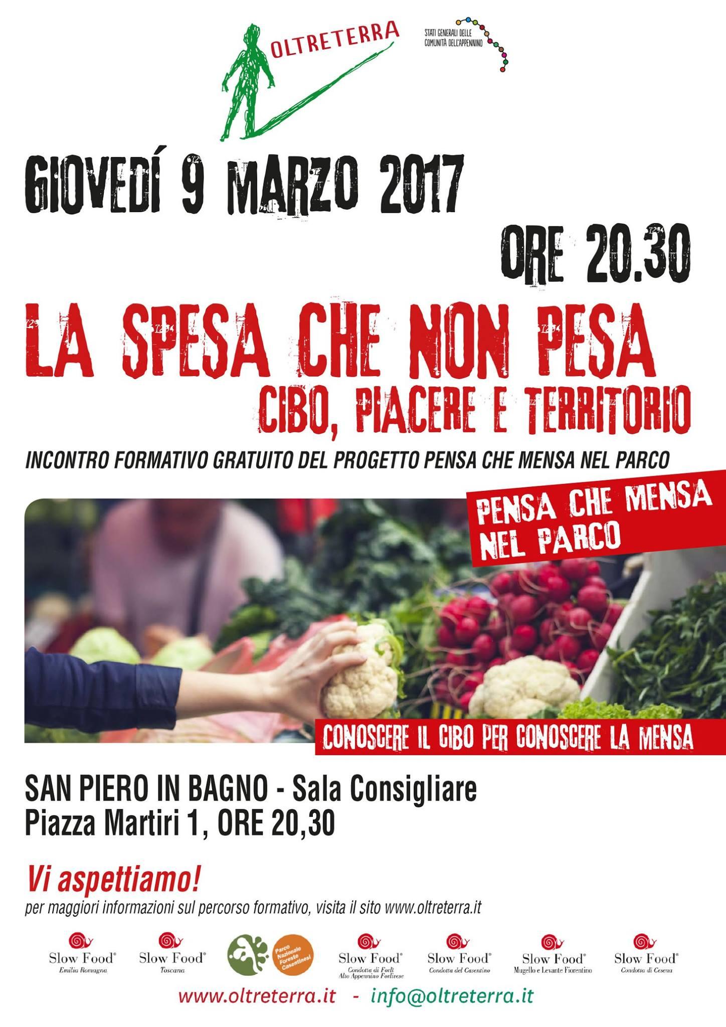 "Slow Food - Cesena : ""pensa che mensa"""