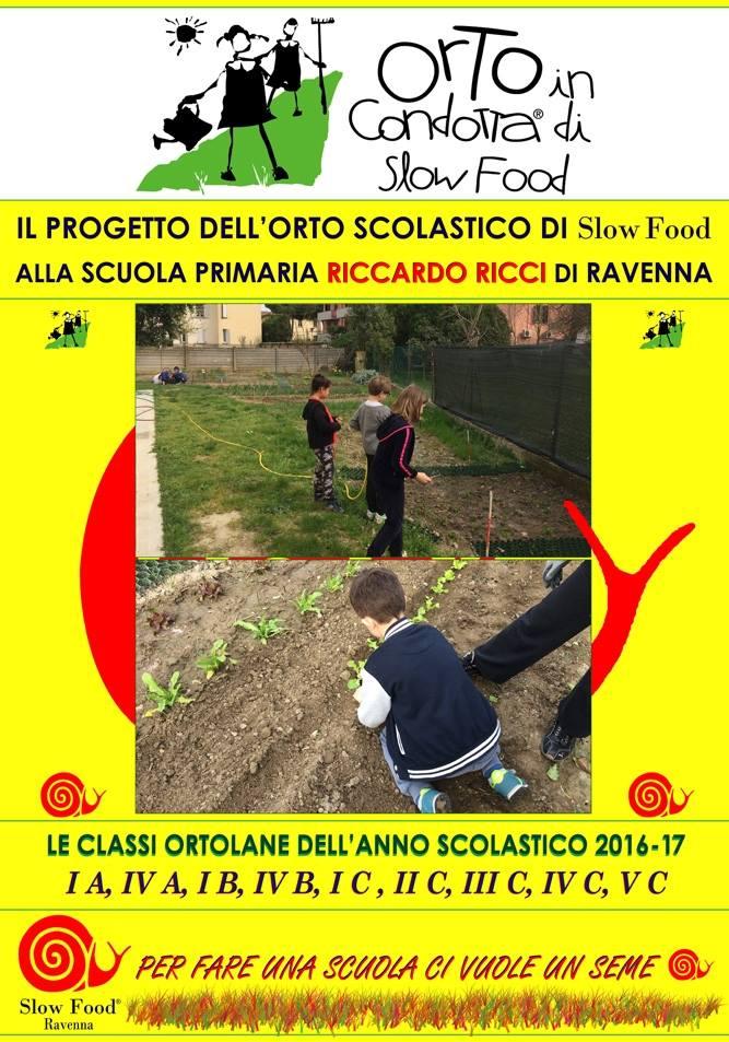 Slow Food Ravenna: il frutto degli orti in Condotta!