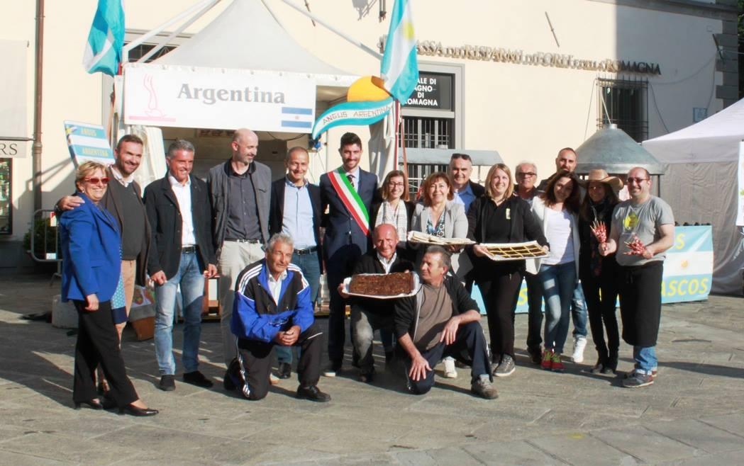 Slow Food Cesena : anteprima del Festival del cibo di strada