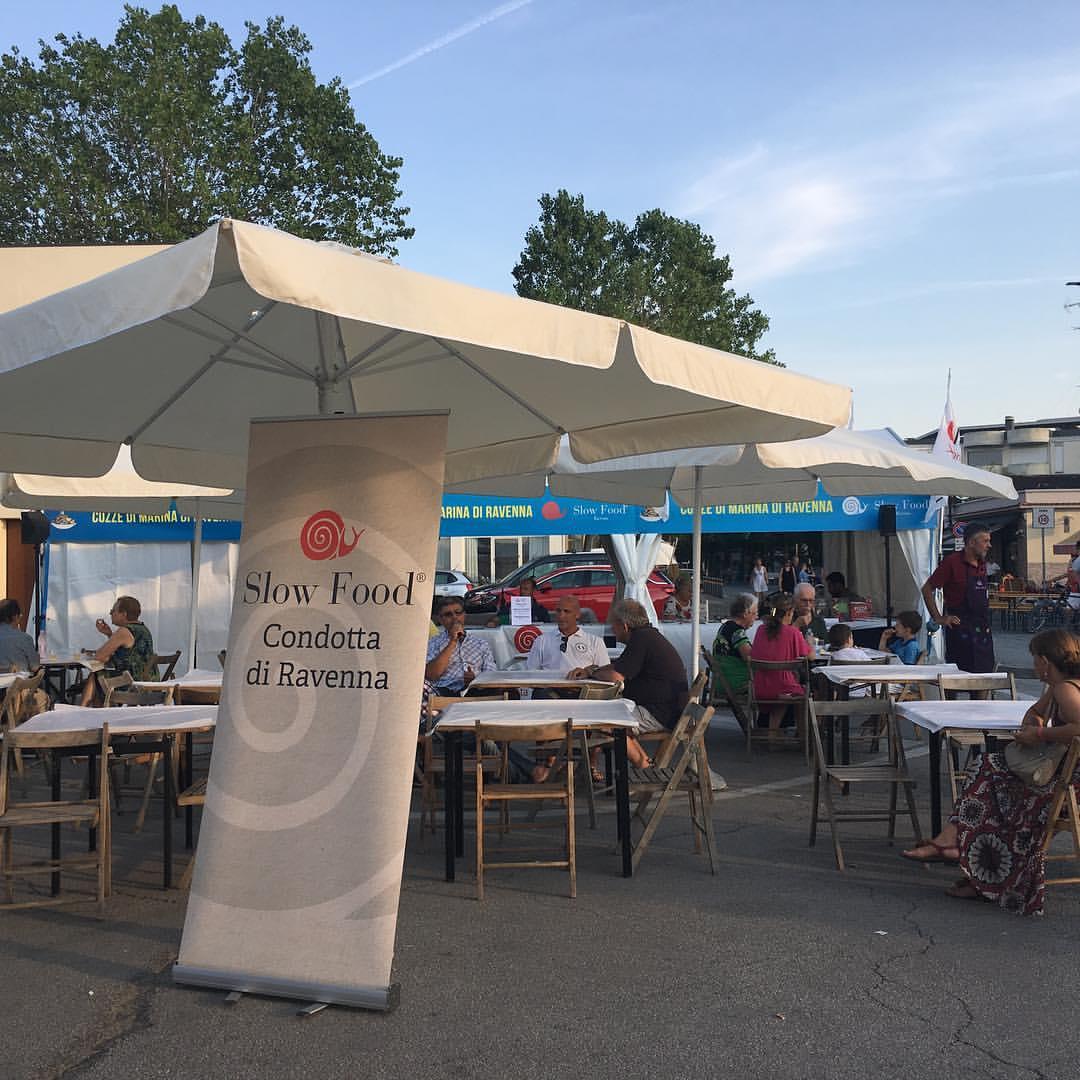 Slow Food Ravenna : cozza in festa a Marina
