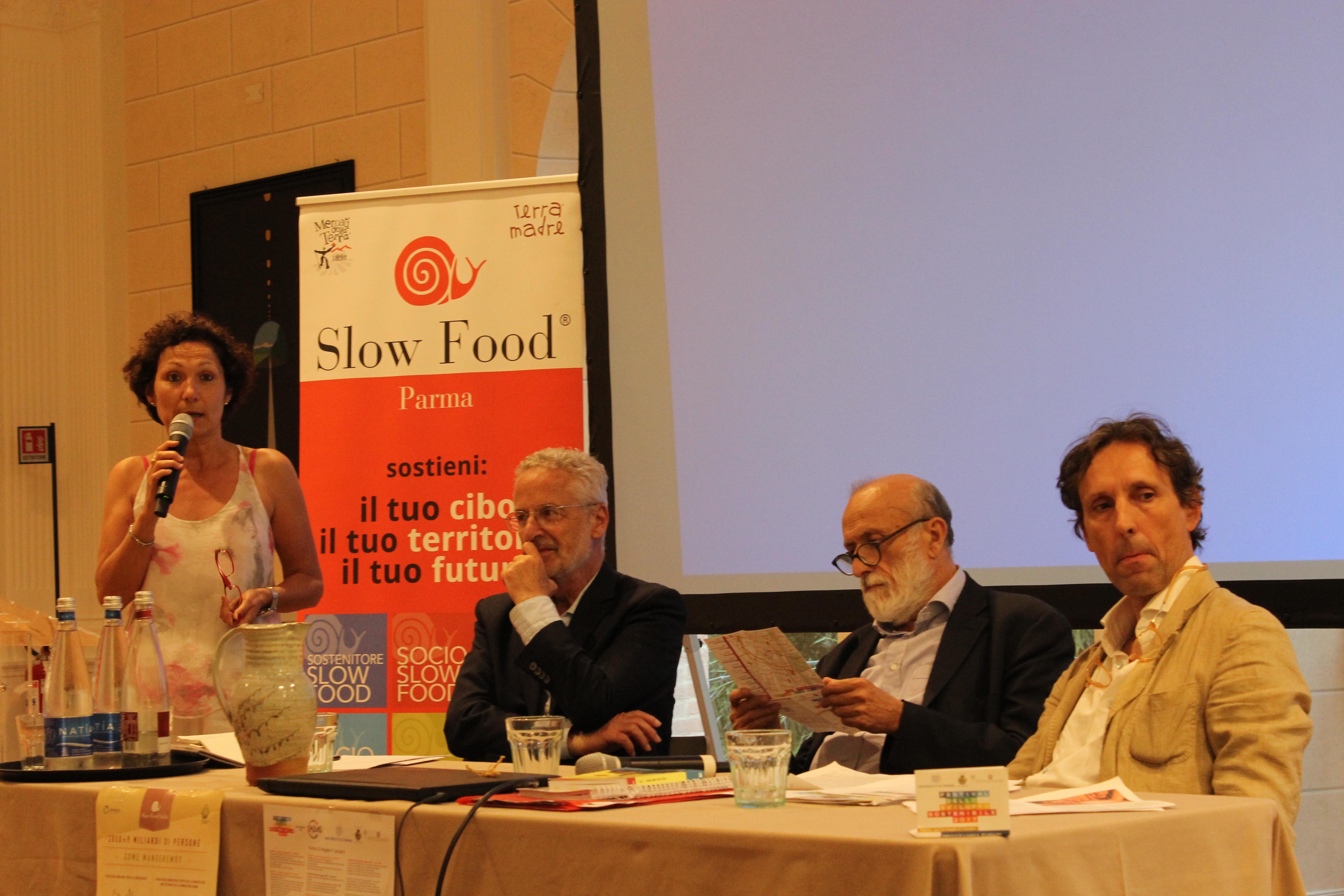 Slow Food Parma: con Petrini e Pallante per parlare di futuro sostenibile