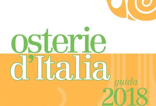 OSTERIE D'ITALIA 2018, ECCO LE CHIOCCIOLE EMILIANO ROMAGNOLE