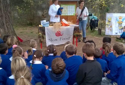 La comunità dell'apprendimento di Slow Food Sabina