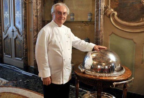 Il saluto a Gualtero Marchesi, vero interprete della cucina italiana