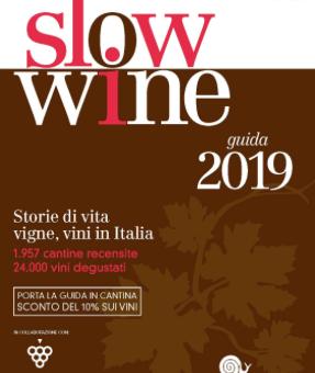 Il Lazio al centro di Slow Wine 2019
