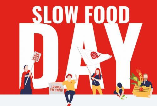 Torna nel Lazio lo Slow Food Day per celebrare la biodiversità