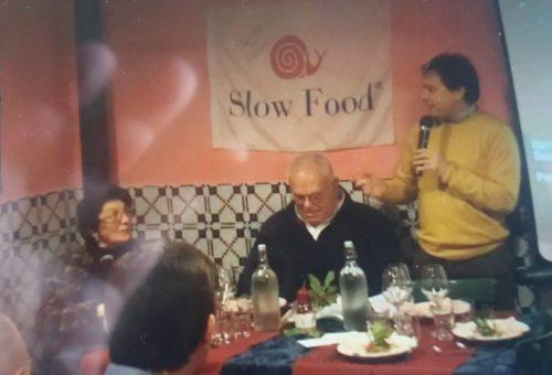 """""""C'era una volta Riccardo, uno dei capostipiti di Slow Food Campania"""""""