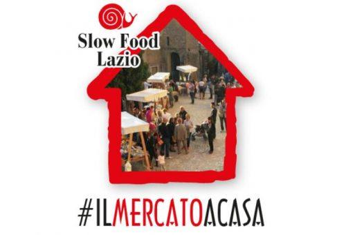 #ilMercatoaCasa: le eccellenze dei produttori del Lazio a casa tua