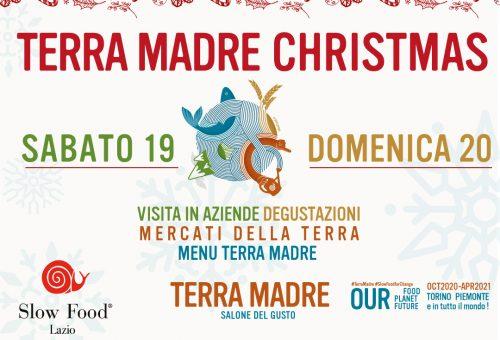 Terra Madre Christmas:  nel Lazio il festival di Slow Food dei sapori veri