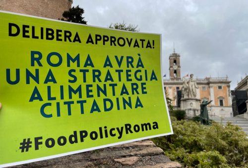 Approvata la delibera sulla Food Policy per Roma