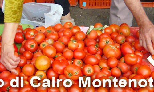 Il Mercato della Terra di Cairo Montenotte in pericolo….di trovare una nuova Piazza