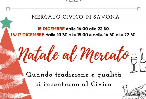 Terra madre day a Savona insieme a Natale al Mercato 15-16-17 Dicembre 2017